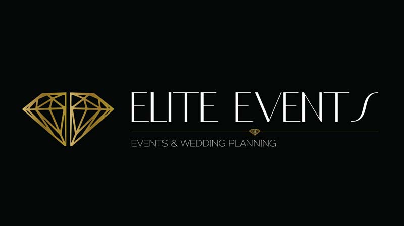Elite Events logo designed by Kiwi Web Works