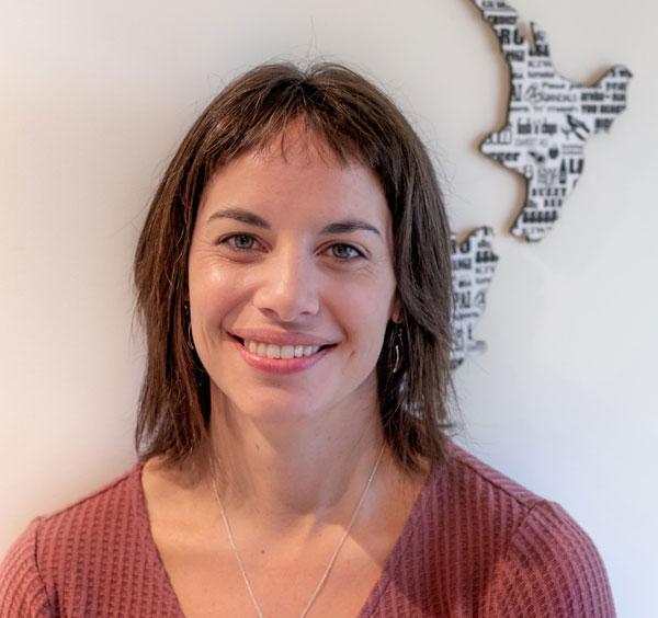 Anna Hayes - Website designer and digital marketer