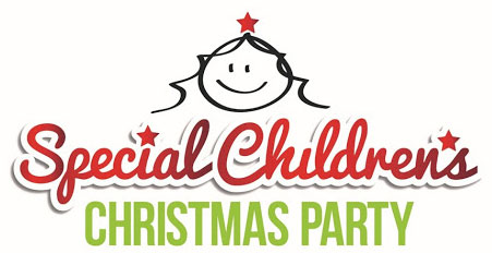 Proud supporters of the Special Children's Christmas Party